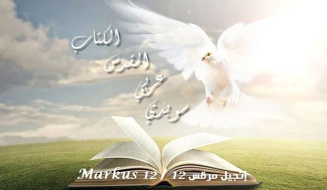 إنجيل مرقس 12 / Markus 12