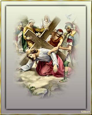 مراحل درب الصليب 7