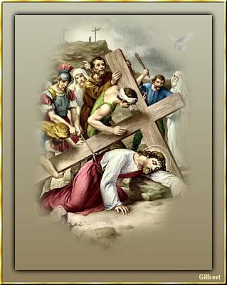 مراحل درب الصليب 9