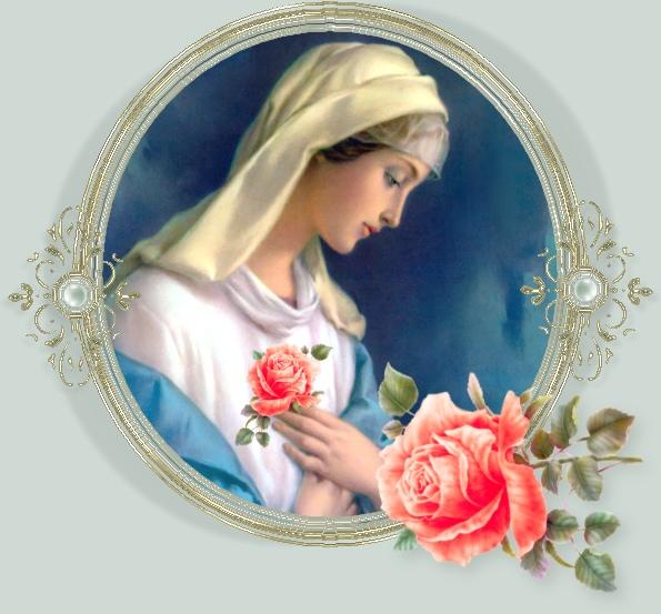 الشهر المريمي - إكرام العذراء مريم