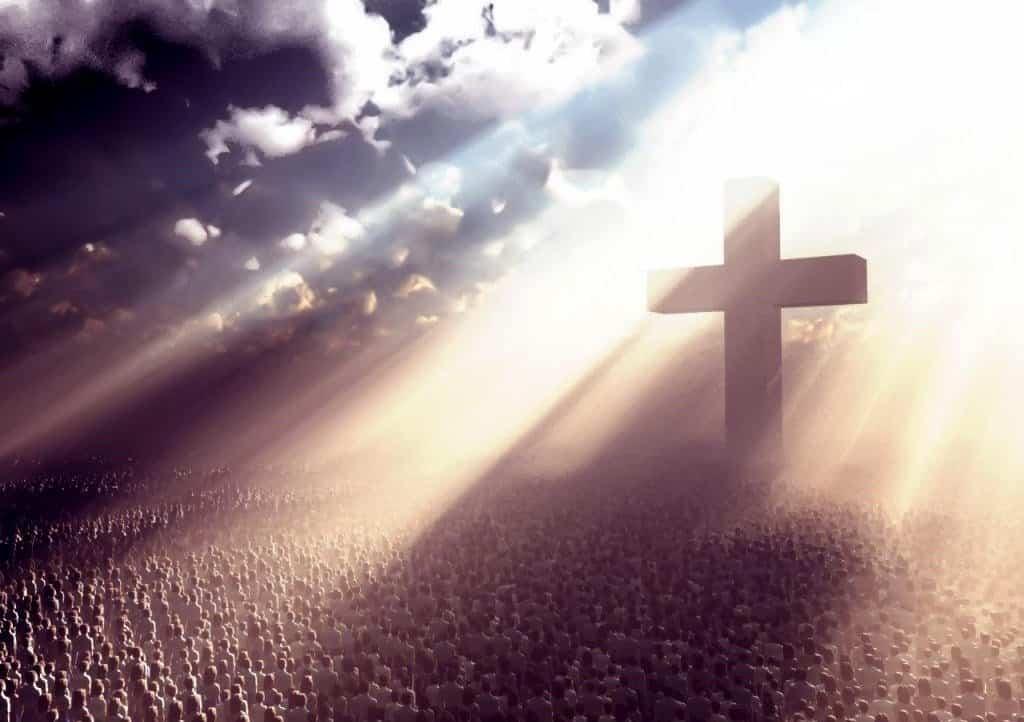 Photo of يسوع على الصليب قد أحبني وضحّى بنفسه من أجلي