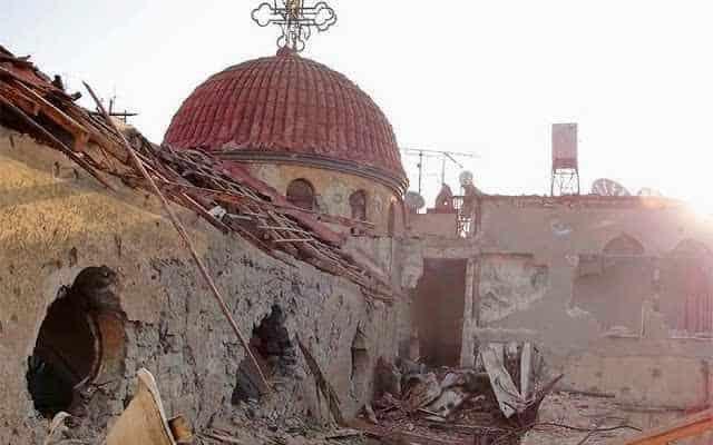 Photo of عدد المهجرين المسيحيين بسوريا تجاوز النصف مليون مواطن