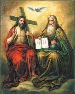 الثالوث الأقدس الله ليس بعيدًا عنا لكنه معنا