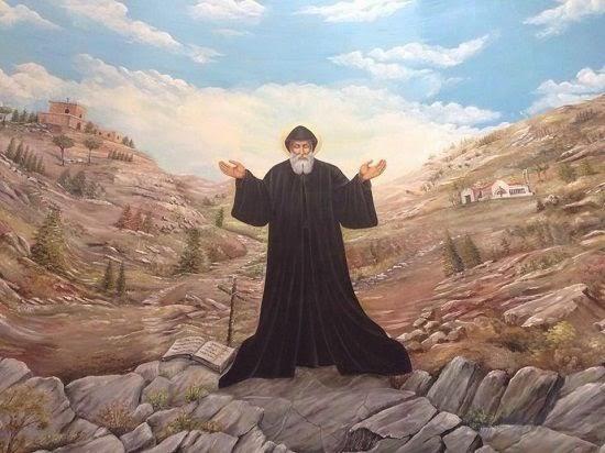 صلاة مار شربل قديس لبنان