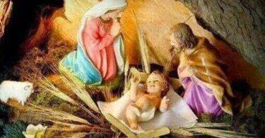 اغمر يا طفل المغارة قلوبنا بسلامك وخيرك وأمانك