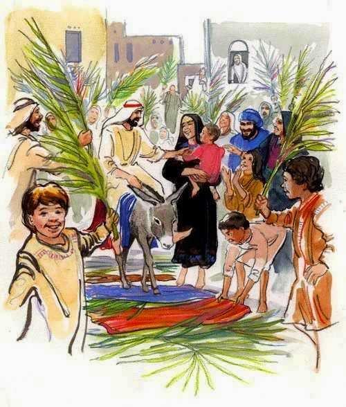 Photo of أحد الشعانين – دخول السيد يسوع المسيح إلى أورشليم