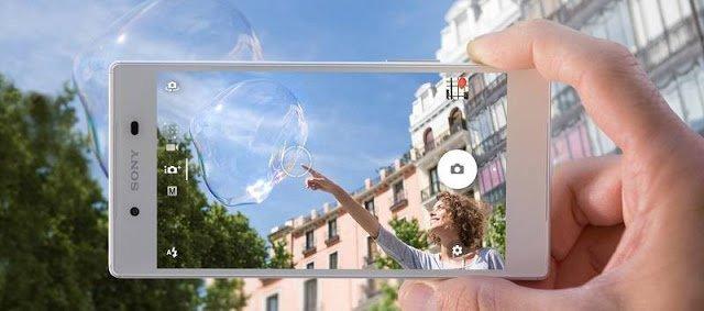 Sony Ericsson Xperia Z5 Téléphone Premium Avec Écran 4K
