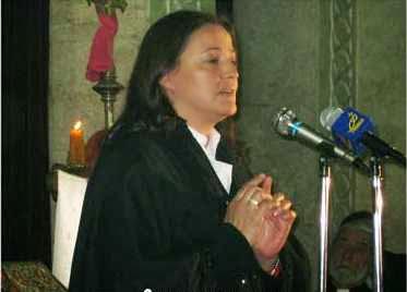 معجزات وأسرار سيدة عذراء الصوفانية مع ميرنا الأخرس