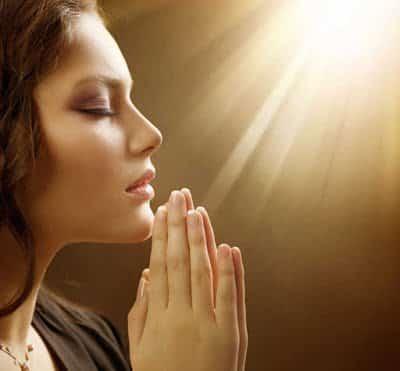 مجموعة متنوعة من الصلوات والتأملات المسيحية