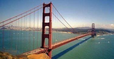 جسر البوابة الذهبية (Golden Gate Bridge) قصة وعبرة...