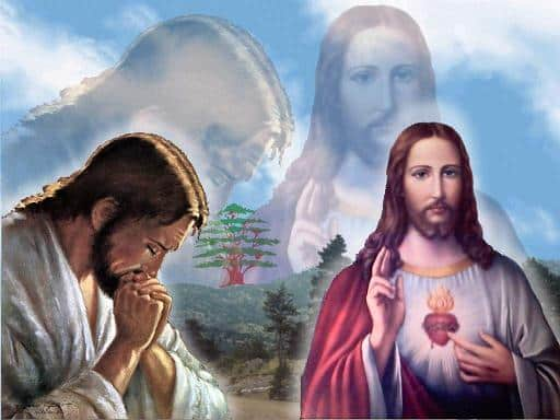 Photo of صلاة مسبحة قلب يسوع الأقدس – فيديو ونص
