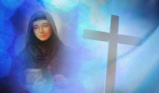 Photo of صور حقيقية ونادرة للقديسة رفقا الراهبة اللبنانية المارونية