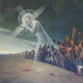 Photo of احمل صليبك كل يوم واتبعني، قصة المرأة والصليب