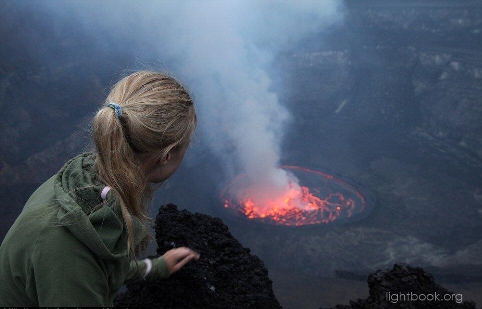 Inside Nyiragongo - Watch the Most Dangerous Volcano Video