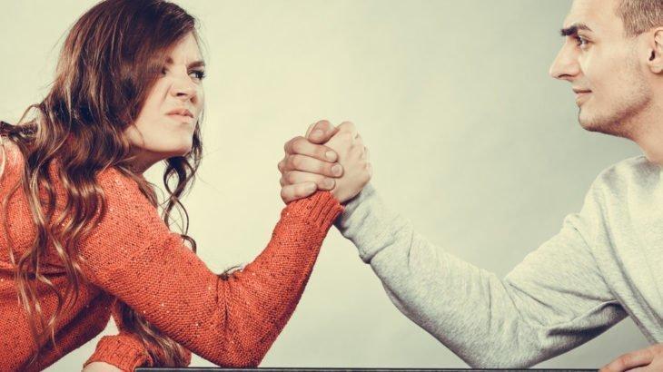 Les Femmes Font des Choses Que Les Hommes Ne Font Pas