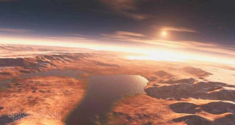 NASA Scientists Confirm There is Water On Mars (Video)