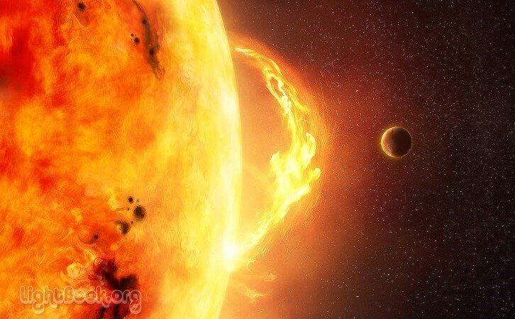 How Can the Sun Destroy Life on the Earth?