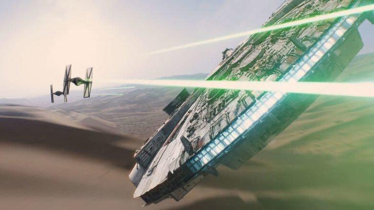 Star Wars The Force Awakens A Gagné des Milliards de Dollars