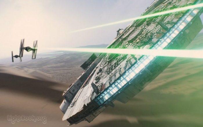 فيلم حرب النجوم The Force Awakens حقق مليارات الدولار