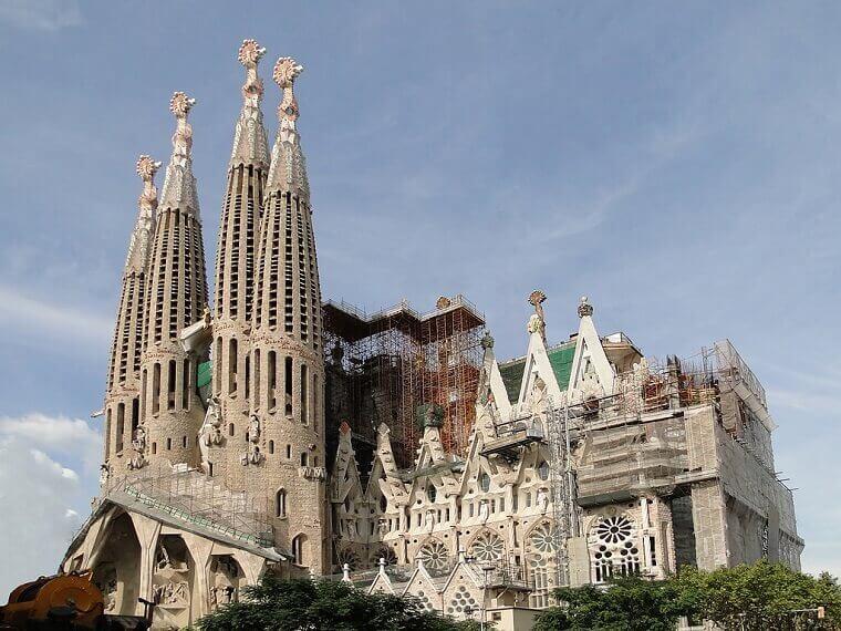 21 Top Sagrada Familia Pictures the Largest Spain Church