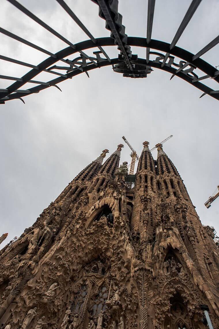 La Grande Église d'Espagne En Europe-15