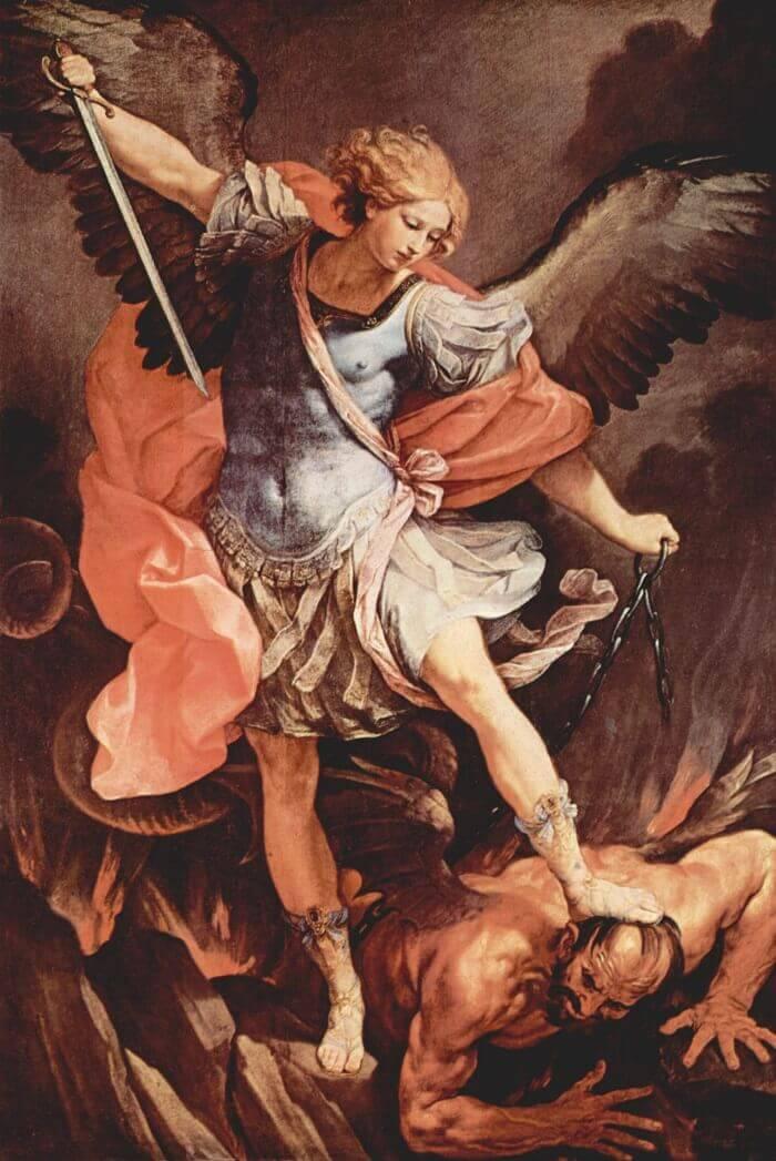 صلاة إكرام لرئيس الملائكة ميخائيل - صلاة إلى الملاك الحارس