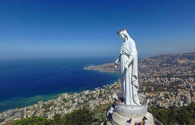 Photo of صلاة لأمنا مريم العذراء القديسة لأجل تكريس لبنان وبلاد الشرق
