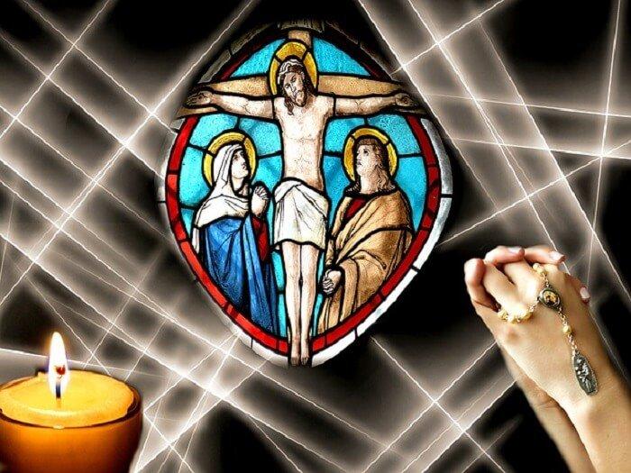 صلاة إلى إلهي وخالقي ربي ومخلصي مرشدي وحصني