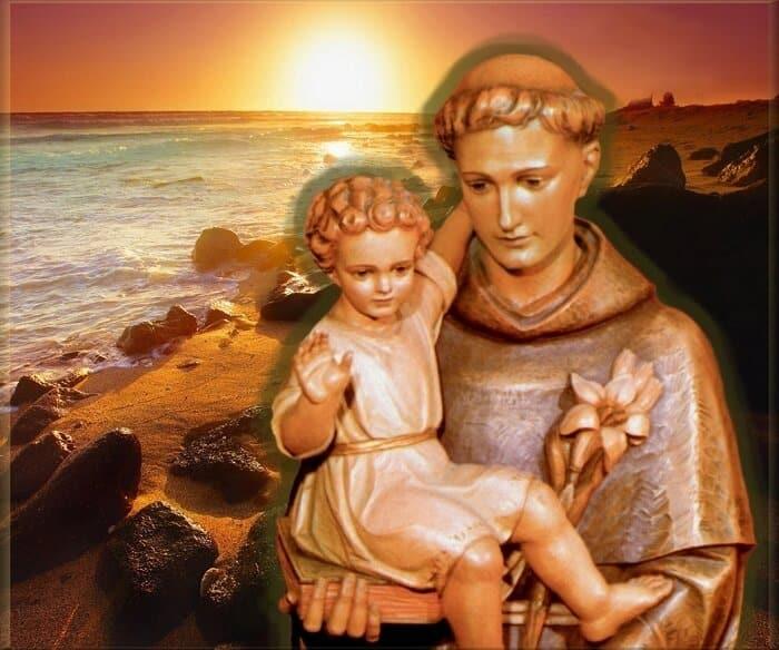 صلاة المسبحة إلى القديس أنطونيوس البادواني - إبق معي یا رب