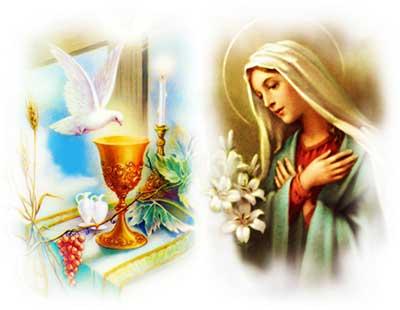 Photo of مسبحة ألقاب مريم العذراء والدة إلهنا ومخلصنا يسوع المسيح