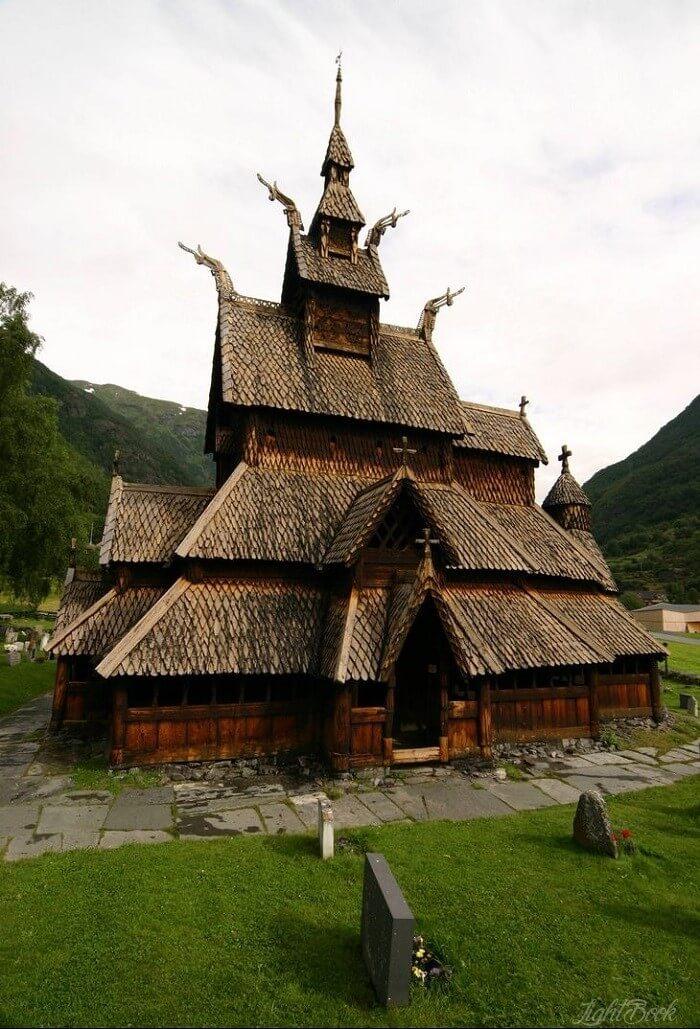 Insolite Photos D'églises dans Le Monde-36