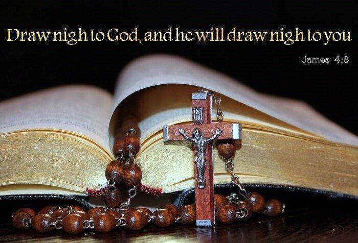 Bible Verses about Prayer ( 2 ) (English-Arabic)