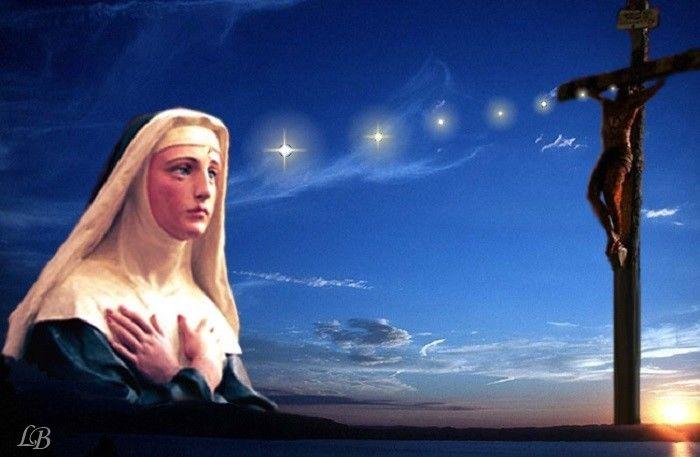 صلاة مسبحة القديسة ريتا دي كاسيا شفيعة الأمور المستحيلة