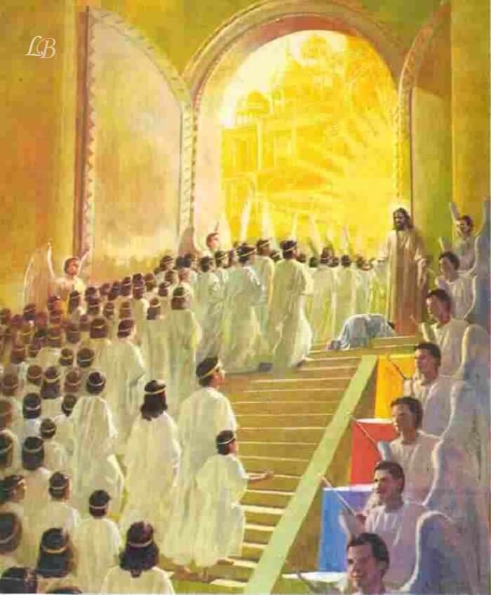 صلاة من أجل الموتى المؤمنين والشهداء الأبرار