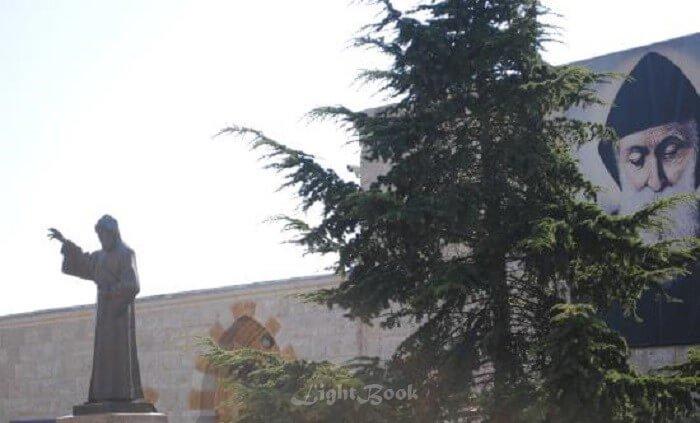 Photo of مار شربل يا ابن لبنان يا رمز الشهادة والايمان اليك دعانا وعليك رجانا