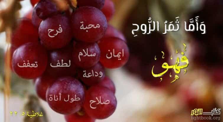 آيات حول السلام والآمان 5 Paix - عربي فرنسي
