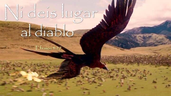 Photo of Bible Verses about Resistencia al Diablo (Spanish-Arabic)