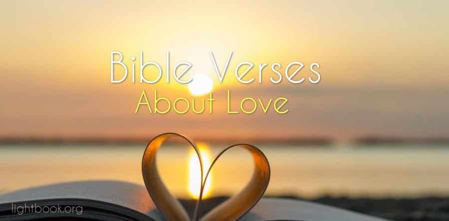 Bible Verses about Love - What Does the Bible Say about Love?