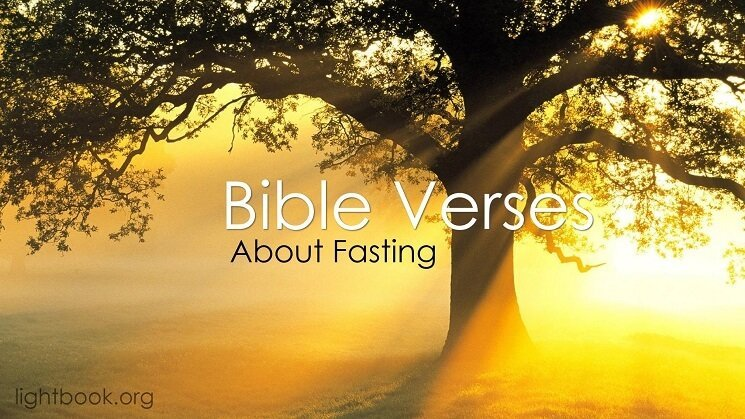 Photo of آيات عن الصوم الصيام Fasting من الكتاب المقدس عربي إنجليزي